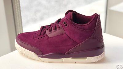 air jordan 3 burgundy 3
