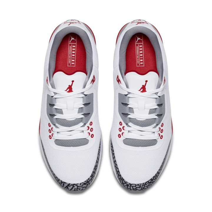The Latest Jordan Zoom Tenacity 88 Honors the Air Jordan 3  Fire Red ... 0b1abc1d0