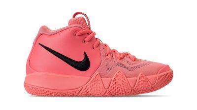nike kyrie 4 atomic pink boys 1