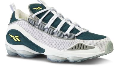 reebok dmx run 10 nocturnal green