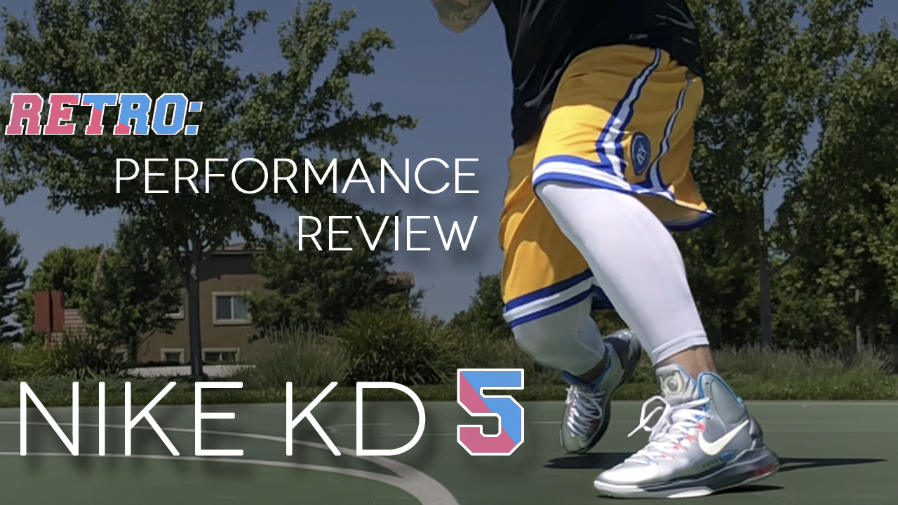 82aad30c051 nike kd 5 retro performance review kevin durant. Jun8