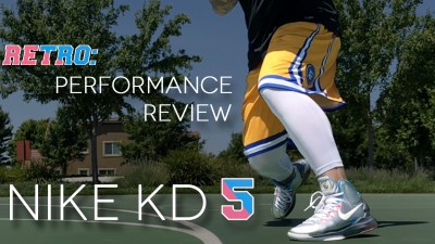 nike kd 5 retro performance review kevin durant