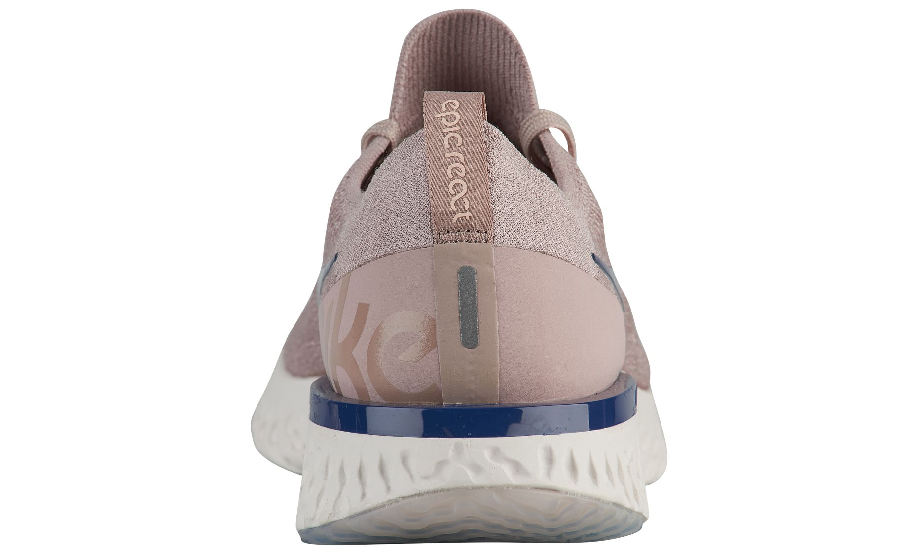176b45cc96459 NIKE EPIC REACT FLYKNIT DIFFUSED TAUPE   BLUE VOID - PHANTOM 4 ...