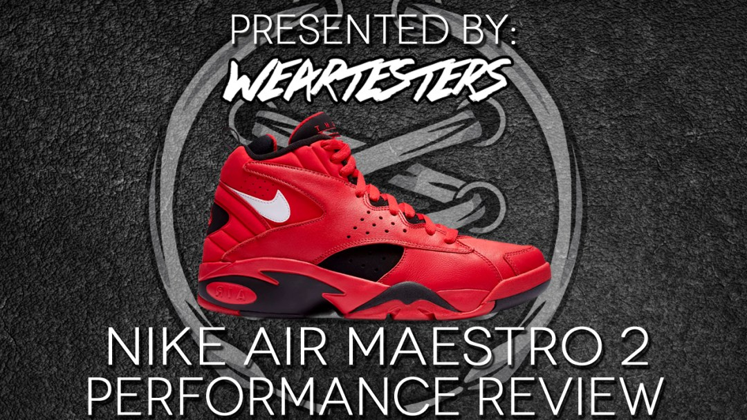 Nike Air Maestro 2 Performance Review