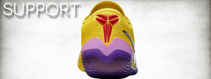 Nike Kobe NXT 360 performance review support