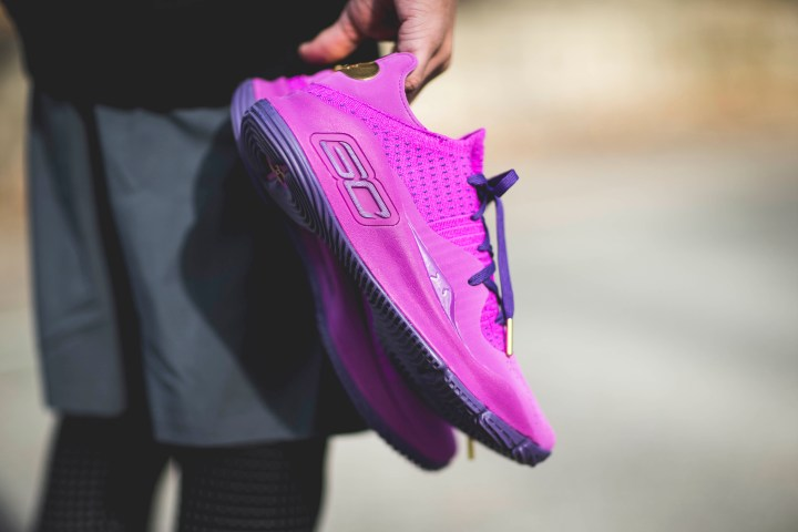 Under Armour Curry 4 Low Color Pack Purple
