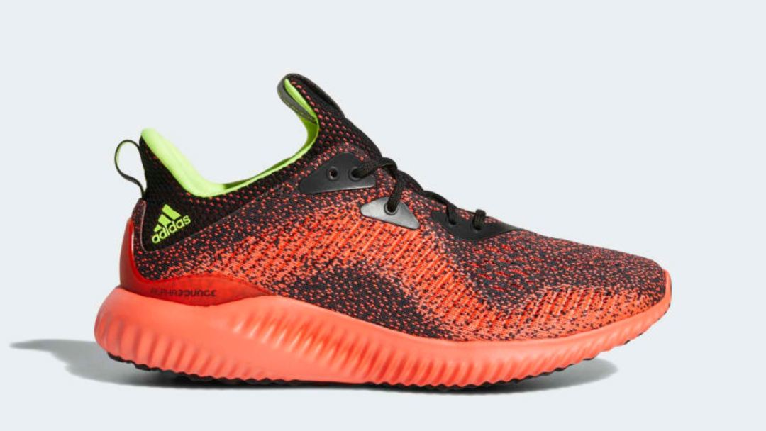 4b901f93895dd adidas Brings a Fire Colorway of the AlphaBounce EM for the FIFA ...