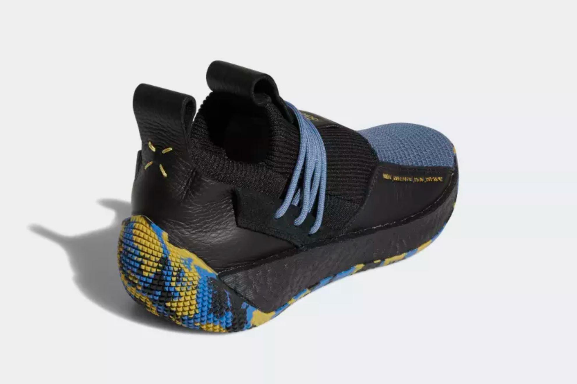 ba2d8fa40ed adidas harden LS 2 Lace MVP heel - WearTesters
