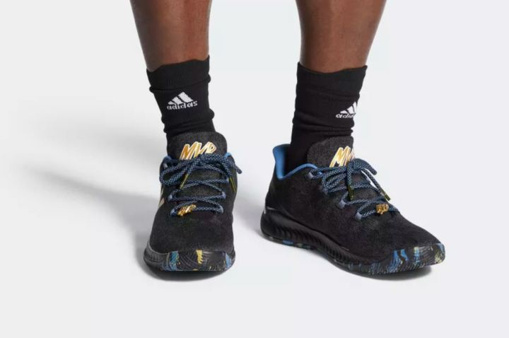 e5e6de490f4 The Three-Part adidas James Harden MVP Pack Brings the Harden B E 2 ...