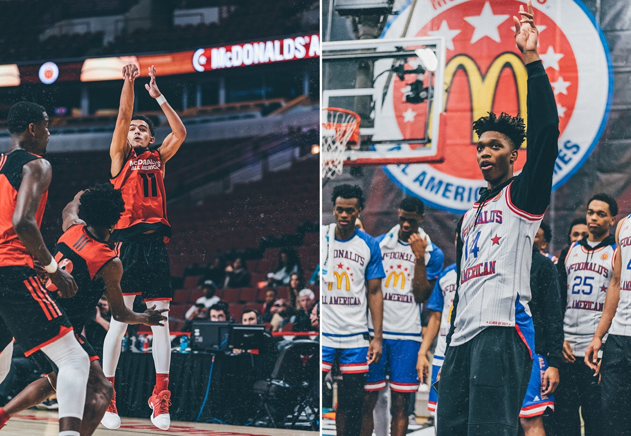 898eae58026 adidas Adds NCAA Sensations Trae Young and Lonnie Walker IV to its ...
