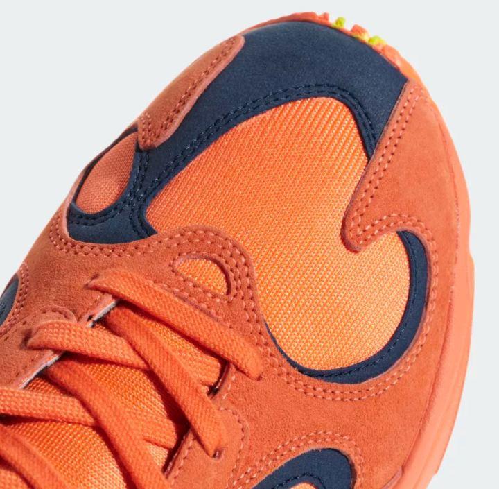 adidas yung-1 hi res orange 1