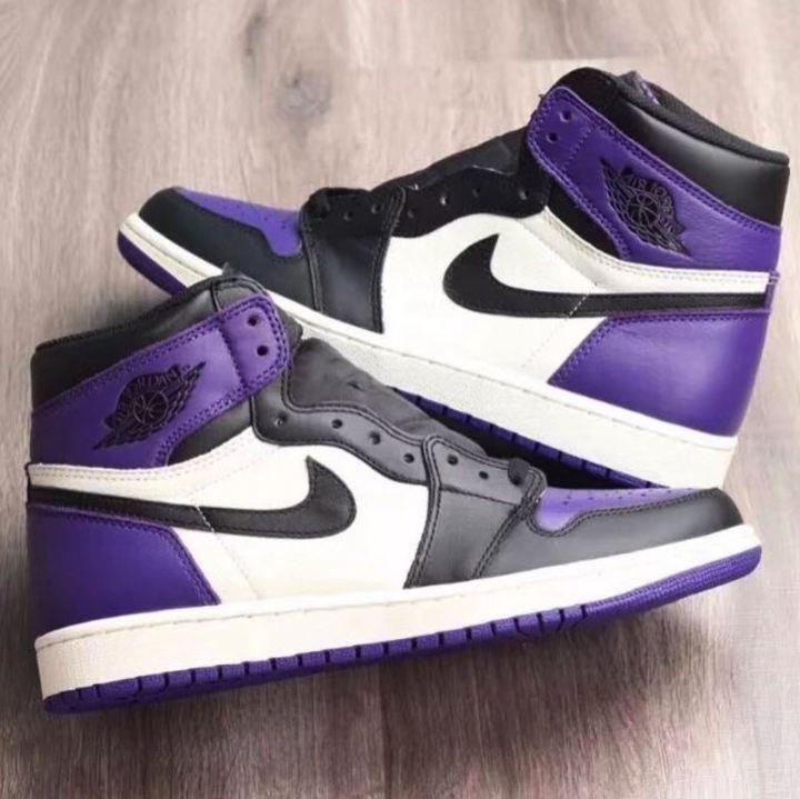 air jordan 1 court purple release date