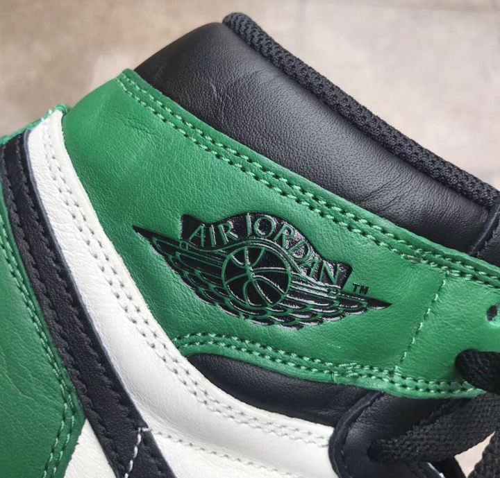 air jordan 1 pine green first look 1