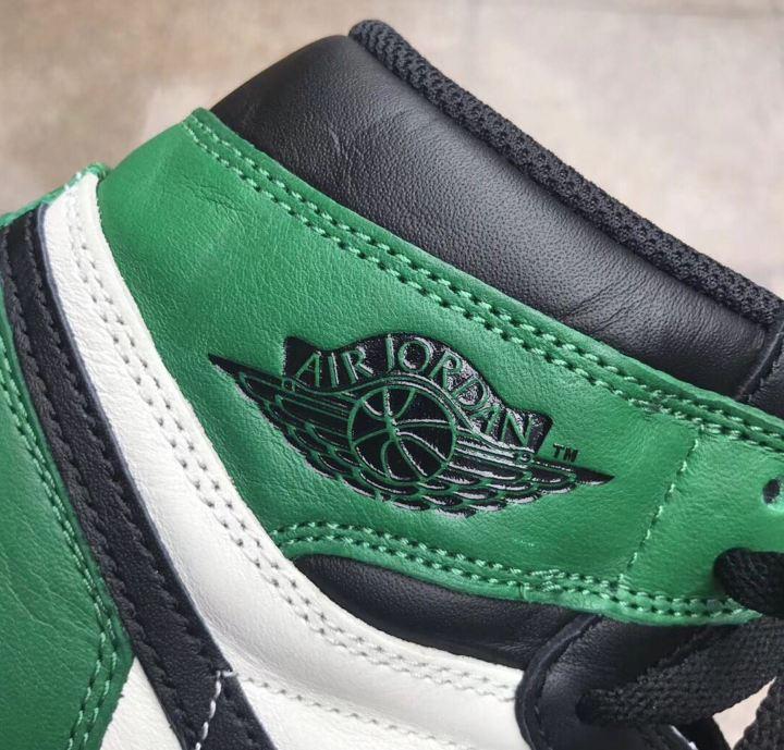 air jordan 1 pine green first look 1
