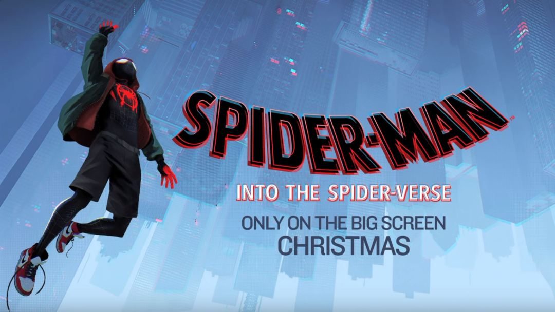 Miles Morales Rocks the Air Jordan 1 in \u0026quot;SpiderMan: Into the SpiderVerse\u0026quot; Official Trailer