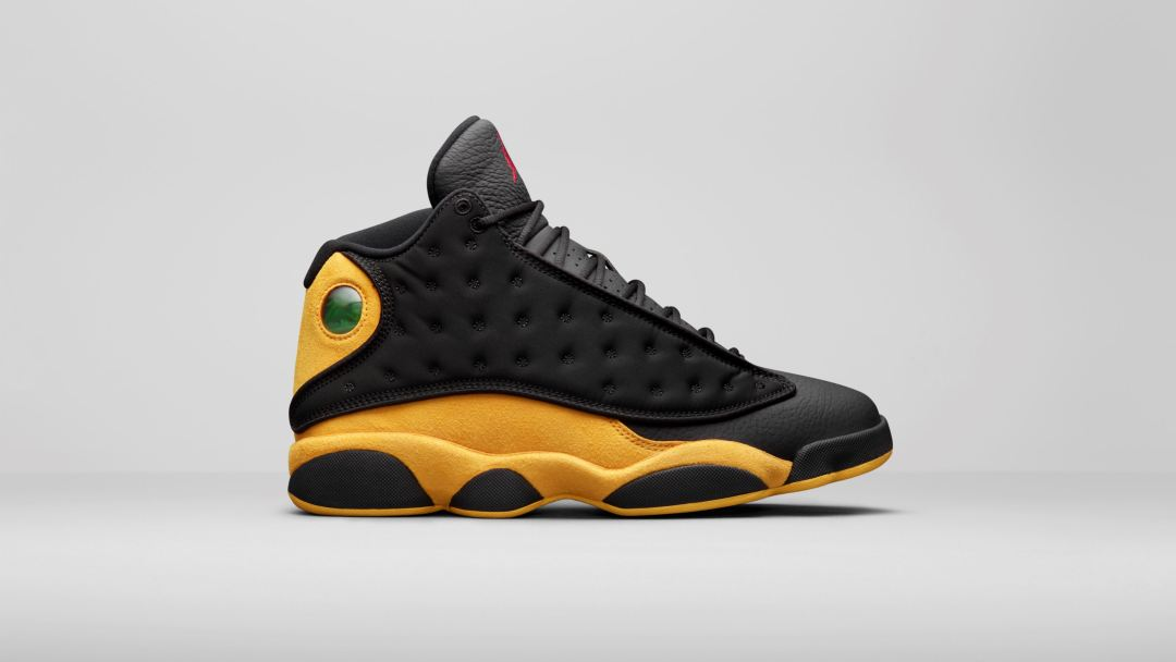 27a98950fed72d Carmelo Anthony s Air Jordan 13  Class of 2002  Celebrates Oak Hill ...