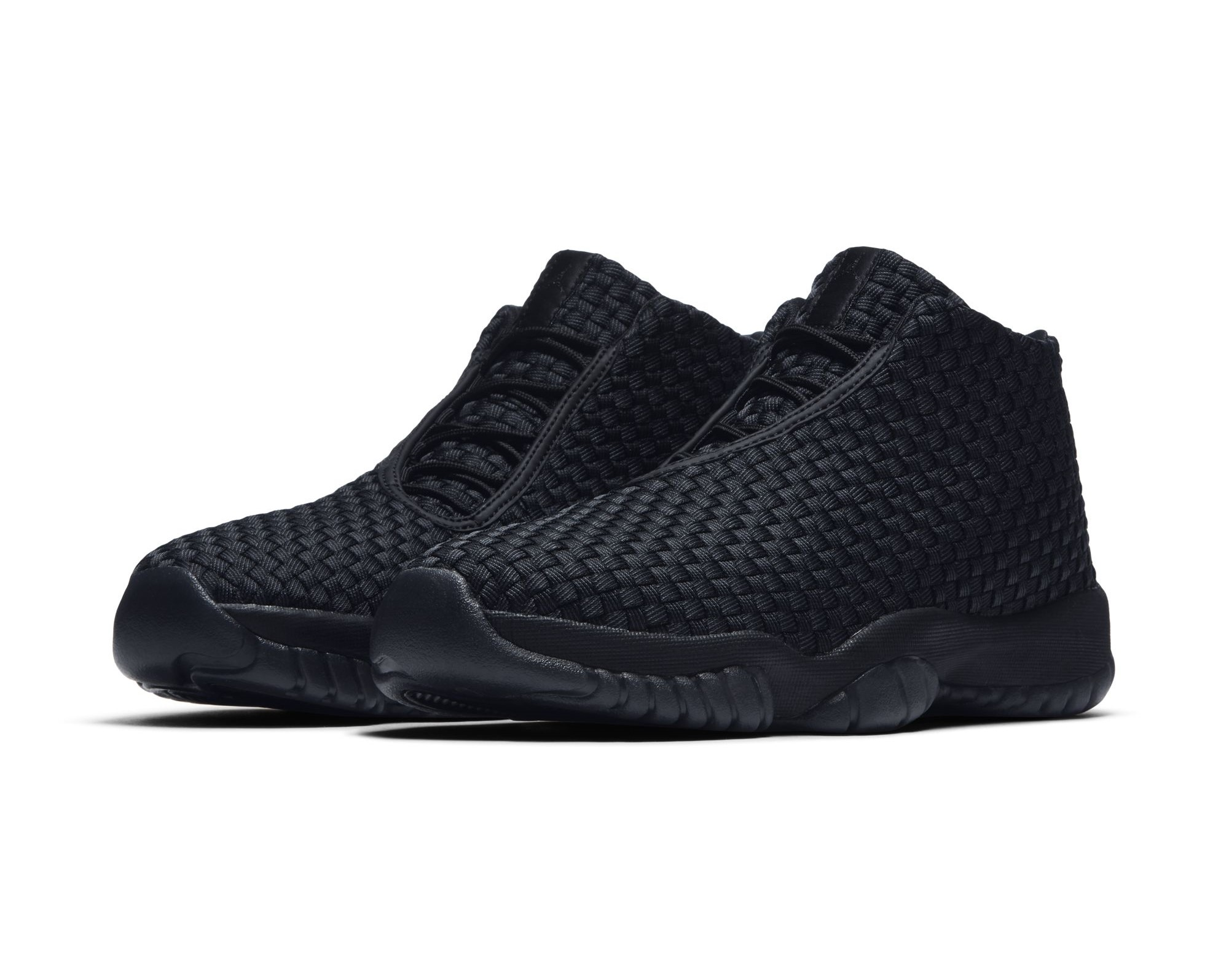 best service 8125a 2eb98 air jordan future triple black 2018. Jun27