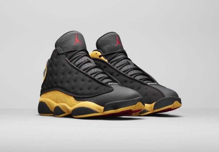 0f6e1b51773d Carmelo Anthony s Air Jordan 13  Class of 2002  Celebrates Oak Hill ...