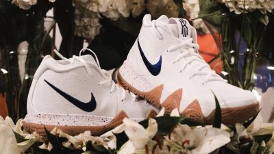 78ac15c3b269 The Nike Kyrie 4  Uncle Drew  Has Dropped in Time for the Film