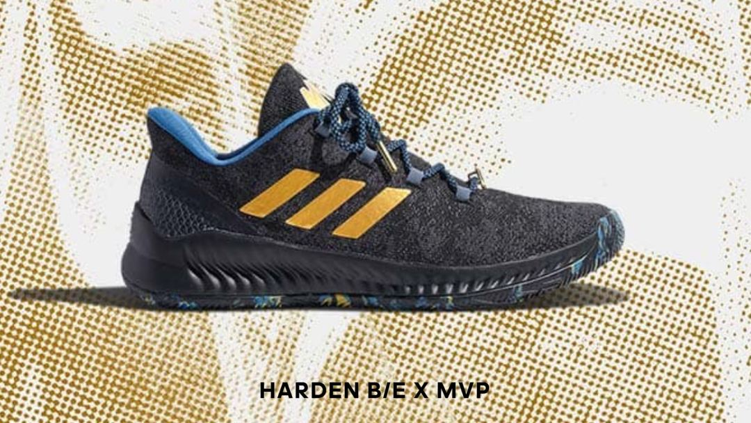 ef0c26a163b0 The Three-Part adidas James Harden MVP Pack Brings the Harden B E 2 ...
