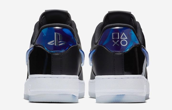 nike air force 1 playstation 18 heel