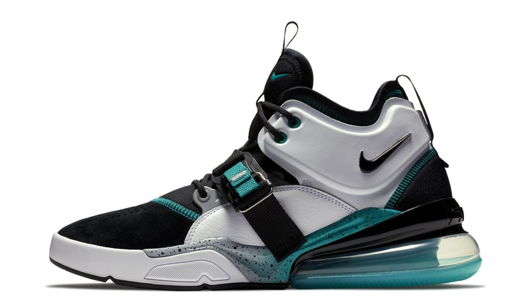 cheap for discount e138f 53811 This Upcoming Nike Air Force 270 Should Remind You of Something ...