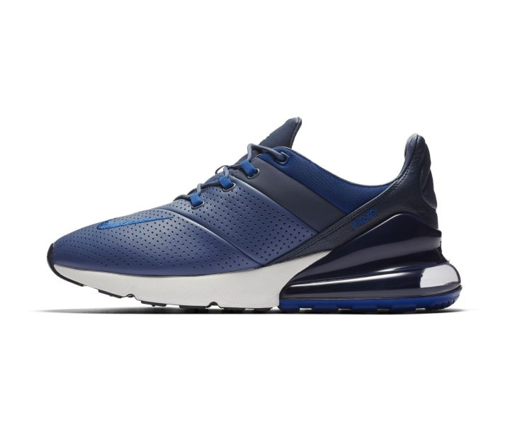 0cbfa7ba8228 The Nike Air Max 270 Premium Flaunts Perforated Leather and a Low ...