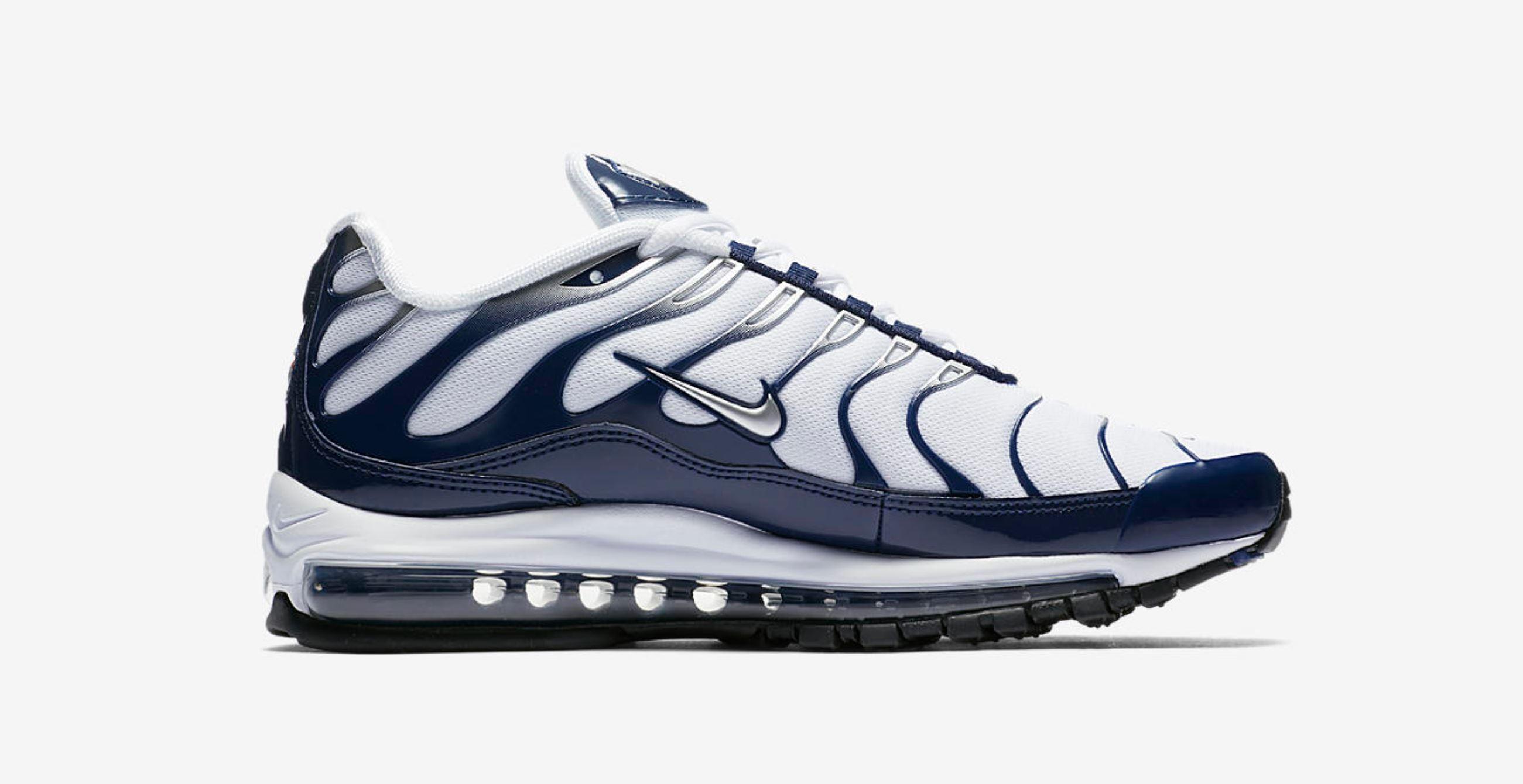 air max silver 97