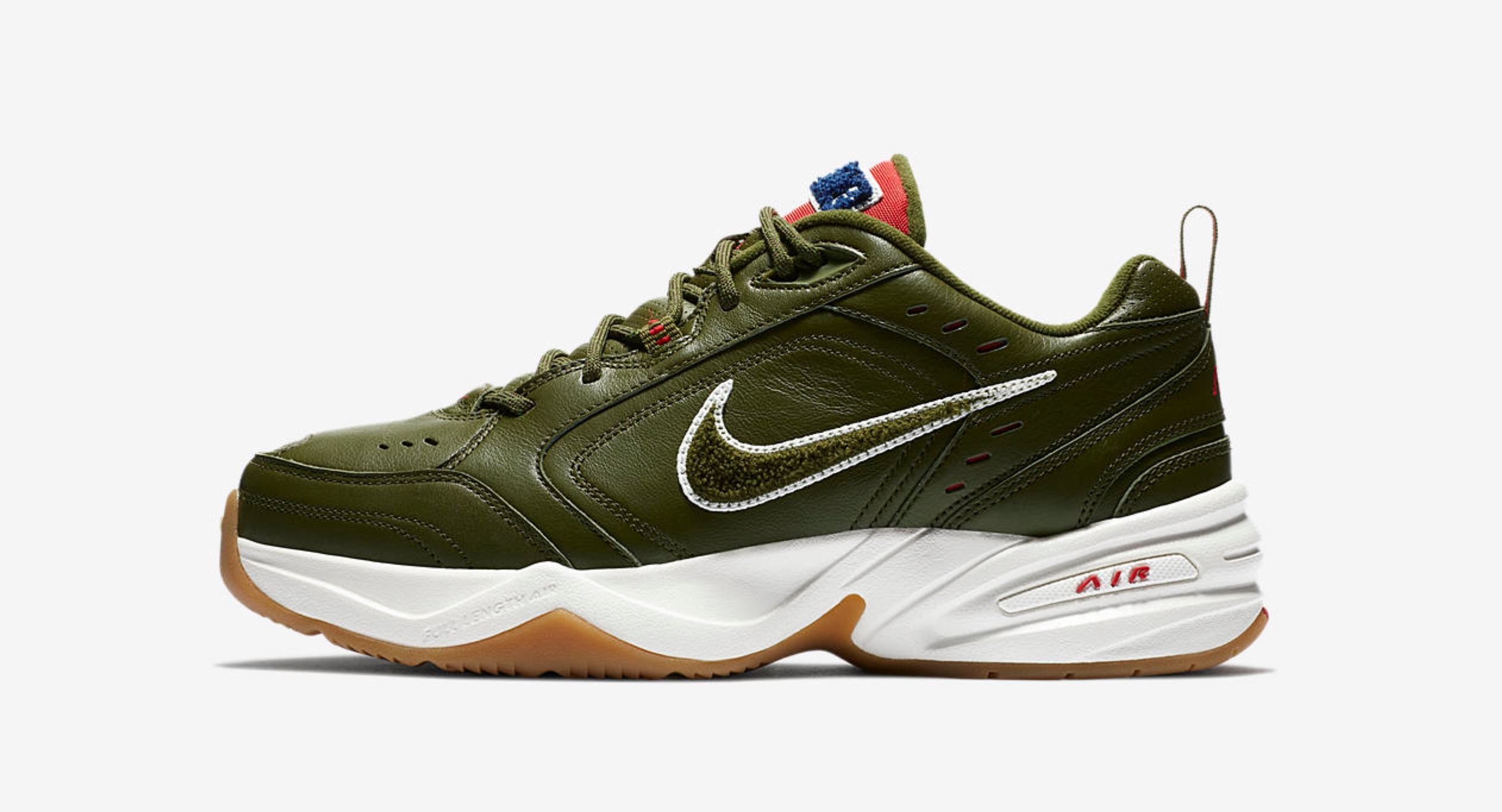 nike air monarch IV campout 1 WearTesters