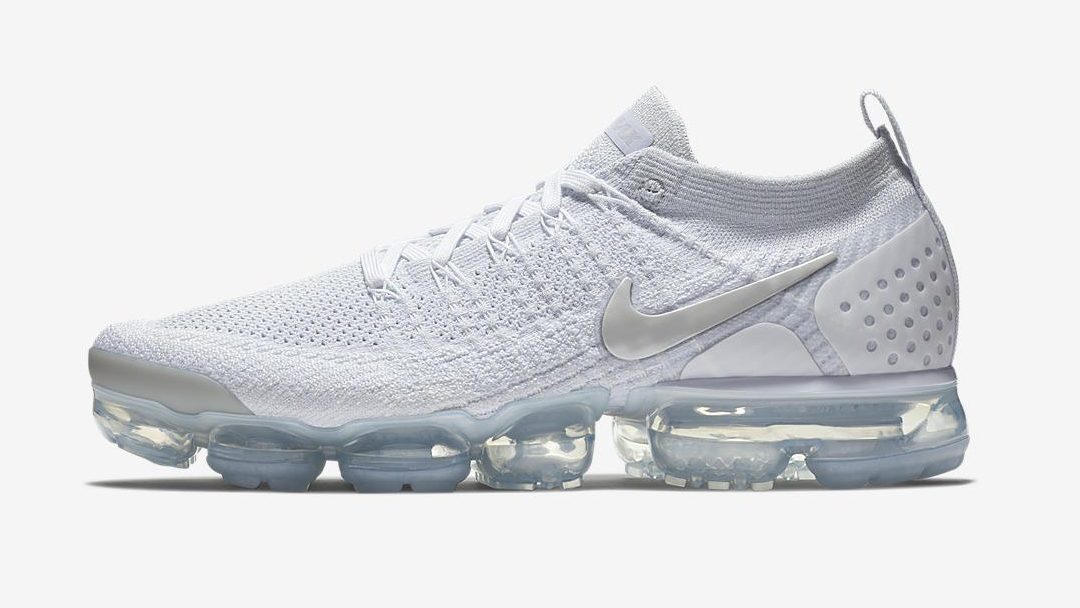 dd491d01ef9 The Nike Air VaporMax 2  Triple White  Arrives This Week - WearTesters