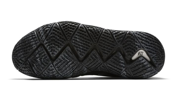 9e17046b6ae6 Expect the Nike Kyrie 4  Triple Black  Next Month - WearTesters