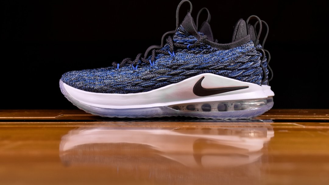 2475b8f814bd The Nike LeBron 15 Low  Signal Blue  Release Date is Official ...