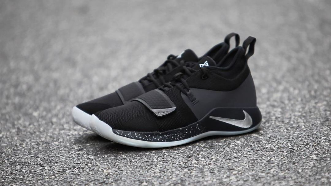 nike pg 2.5 black detailed look