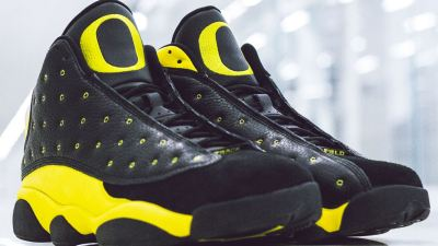 track and field air jordan 13 PE