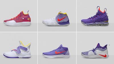 2018 WNBA All-Star Game PE Collection