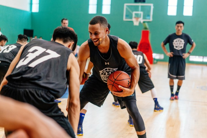 2018 stephen curry asia tour under armour