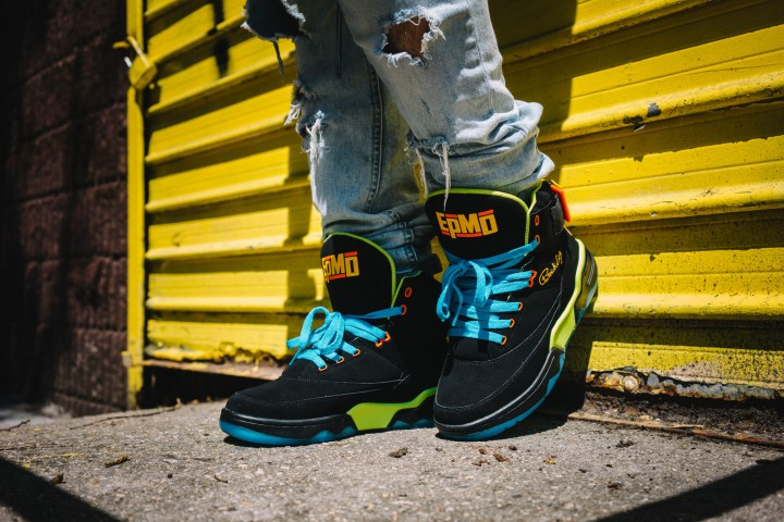 Ewing Athletics And Epmd Link For A Shoe Thats Strictly Business
