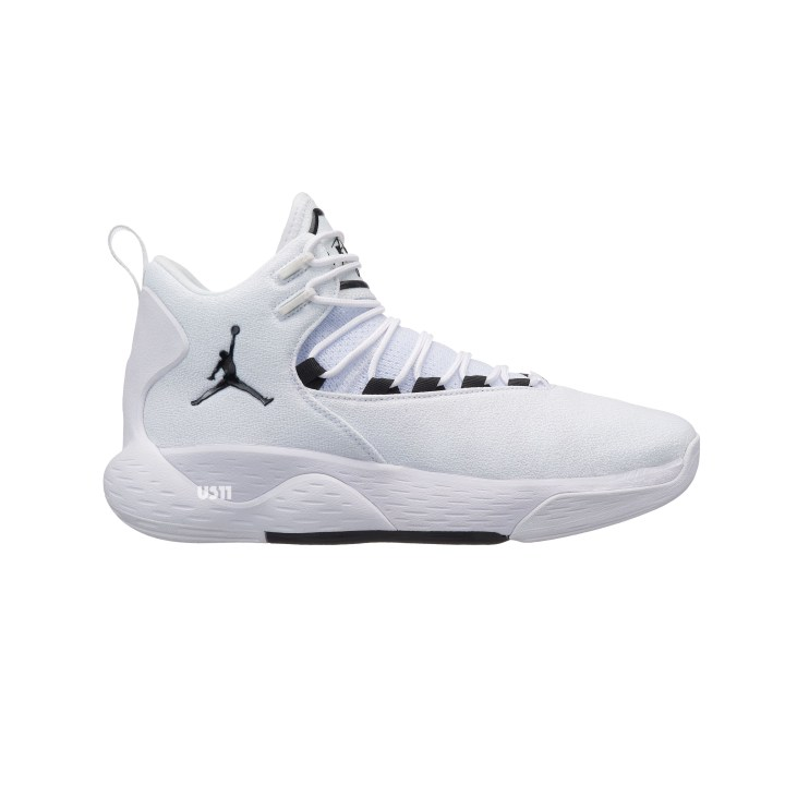 JORDAN SUPER.FLY MVP WHITE 1