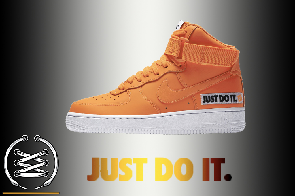 Another 'Just Do It' Colorway Hits the Air Force 1 Low