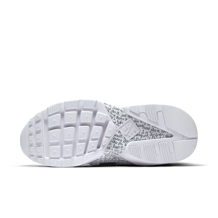NIKE AIR HUARACHE CITY LOW WHITE 5