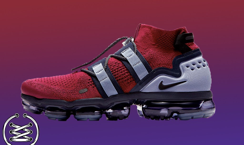 sale retailer 32bf0 8fb2e NIKE AIR VAPORMAX FLYKNIT UTILITY FEATURED