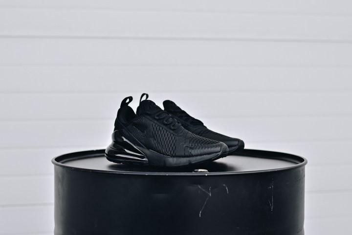 Nike air max 270 triple black 1Nike air max 270 triple black 1