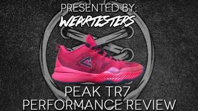 PEAK TR7 Performance Review terrence romeo