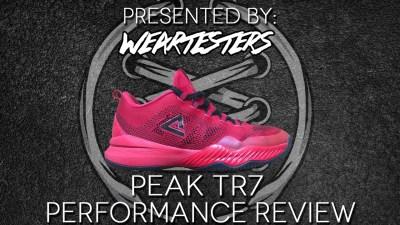PEAK TR7 Performance Review terrence romeo