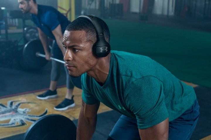 JBL UA sport wireless train headphones 1