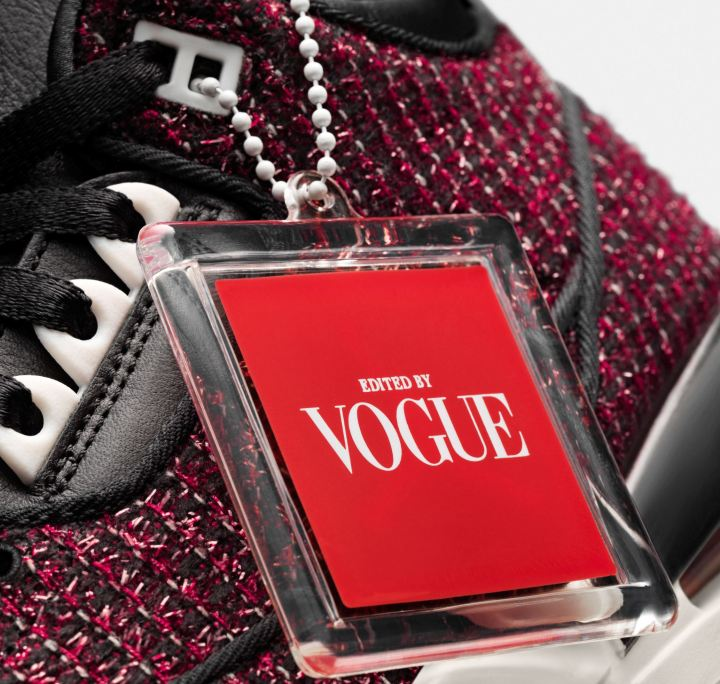 Vogue Air Jordan 3 SE AWOK edited by vogue