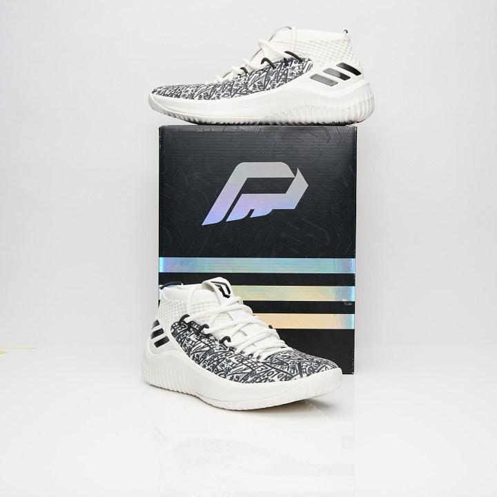 f21e6ccecb4b The Latest adidas Dame 4 Flaunts Damian Lillard Stats - WearTesters