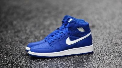 c5da821428fa5b ... Detailed Look at the Air Jordan 1 Hyper Royal Releasing This Weekend ...