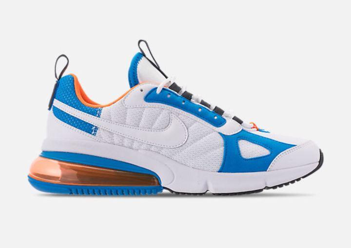 air max 270 futura white blue