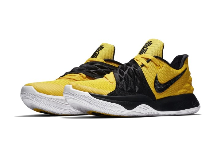 nike kyrie low amarillo